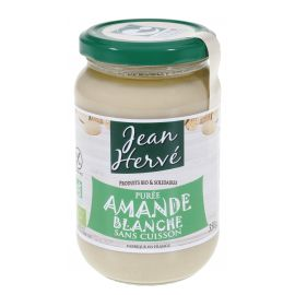 ORGANIC WHITE RAW ALMOND PUREE