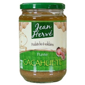 PUREE D'ARACHIDE BIO