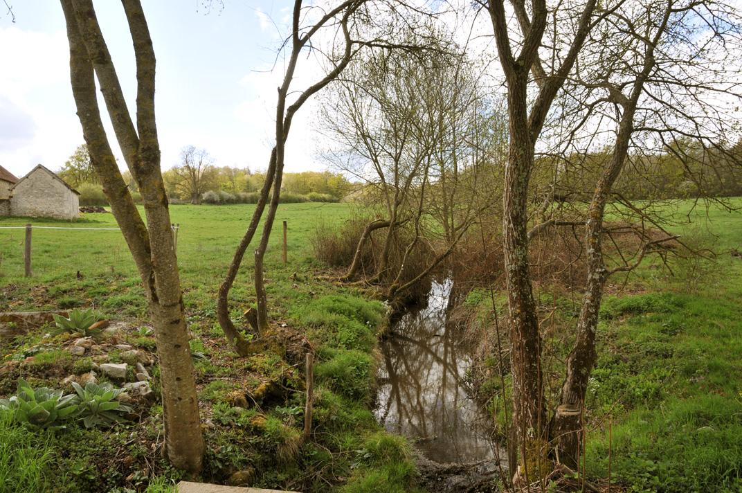La rivière du Petit Fontaudiger