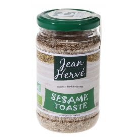 ORGANIC TOASTED WHOLE  SESAME SEEDS