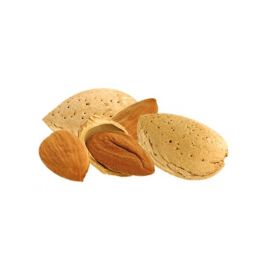 LOOSE ORGANIC ALMONDS WITH SHOYU SOY SAUCE