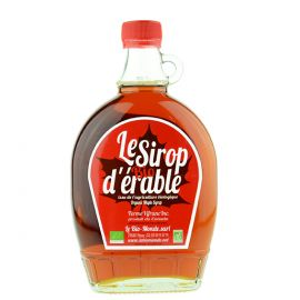 SIROP D'ERABLE BIO DU CANADA