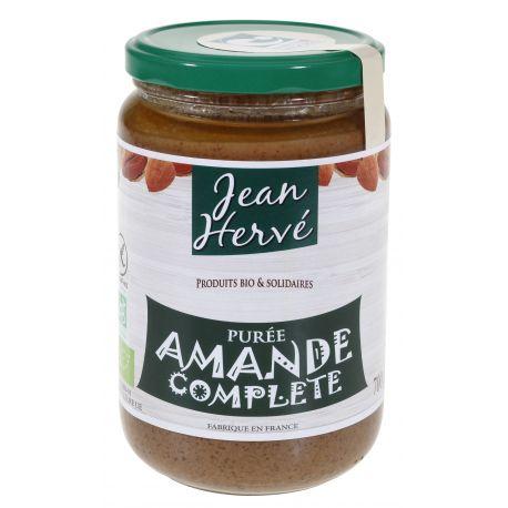 PUREE D'AMANDE COMPLETE BIO